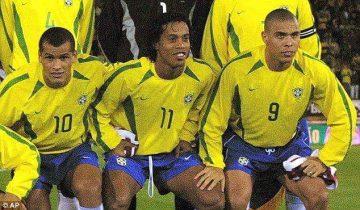 3 ตำนานบราซิล